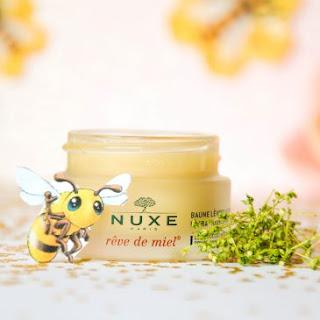 Baume à lèvres - Inspiration : Rêve de miel Nuxe