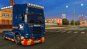 TNC skin for Scania Streamline