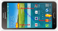 Hard Reset Samsung Galaxy Mega 2