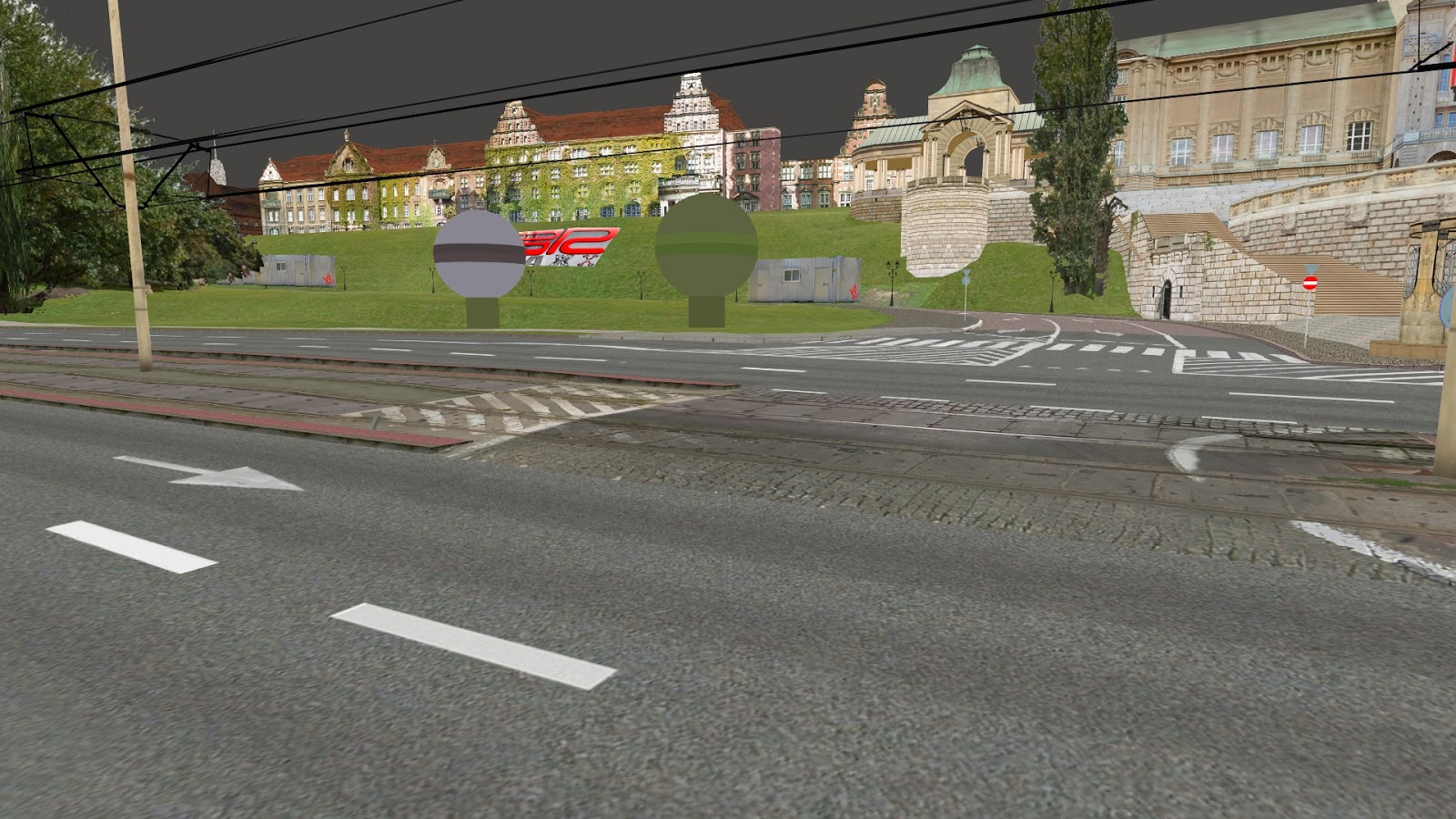 SIM TRAXX NEWS Vreal track design 3D : Richard Burns Rally