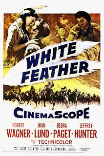 Watch White Feather (1955) movie free online