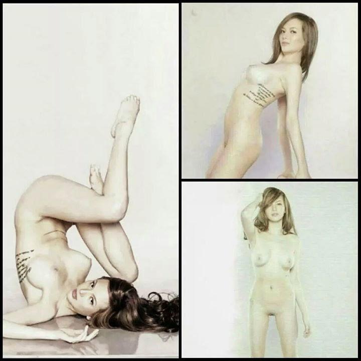 Ellen adarna leaked nude