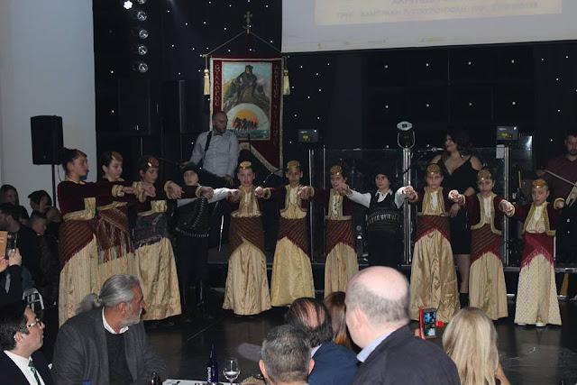 """Με μεγάλη επιτυχία ο χορός της νεολαίας των """"Ακριτών"""" του Πόντου"""