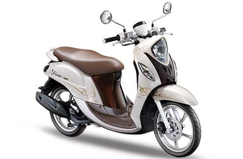Spesifikasi dan Harga Yamaha Fino 125 Blue Core