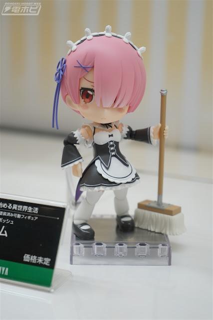 Re:Zero kara Hajimeru Isekai Seikatsu – Ram Cu-Poche