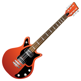 Guitar PNG Free Download For Editing 2018