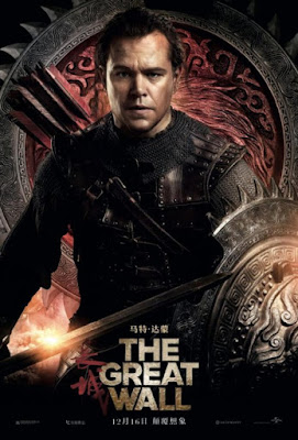 The Great Wall Movie Poster 2