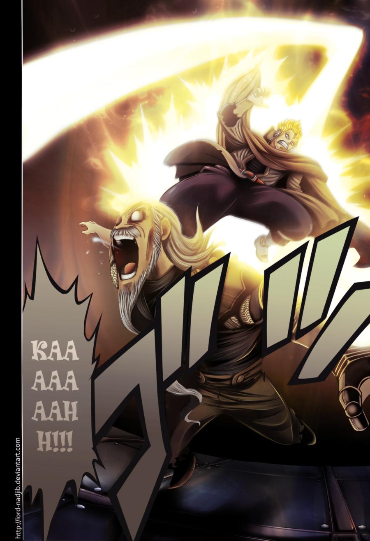Fairy Tail chap 259 trang 25