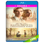 Hasta Pronto Christopher Robin (2017) BRRip 720p Audio Dual Latino-Ingles