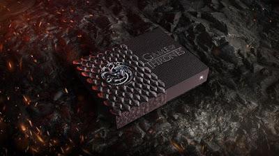 "Xbox One S All Digital ""House Targaryen"""