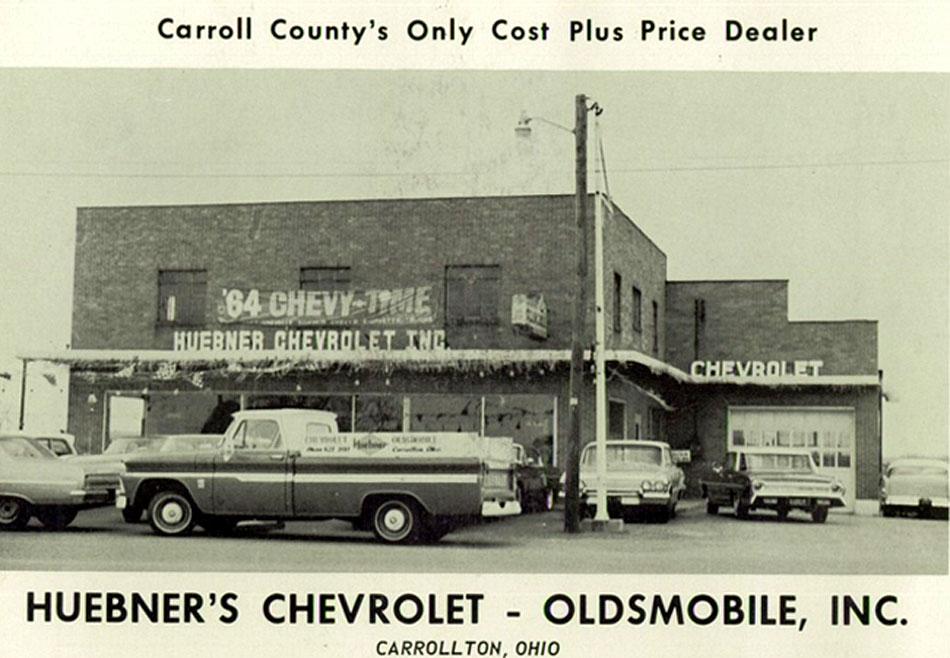 Huebner Chevrolet Carrollton Ohio >> Annualmobiles Huebner Chevrolet Oldsmobile