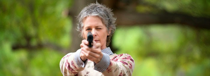 The Walking Dead Forget AMC 5x13 FOX CAROL