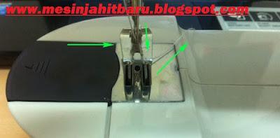 Cara Mengoperasikan Mesin Jahit Mini Portable