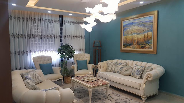 %2BCharming%2BBlue%2BAccent%2BApartment%2BWith%2BCompact%2BLayouts%2B%25282%2529 Charming Interior Blue Accent Apartment With Compact Layouts Interior