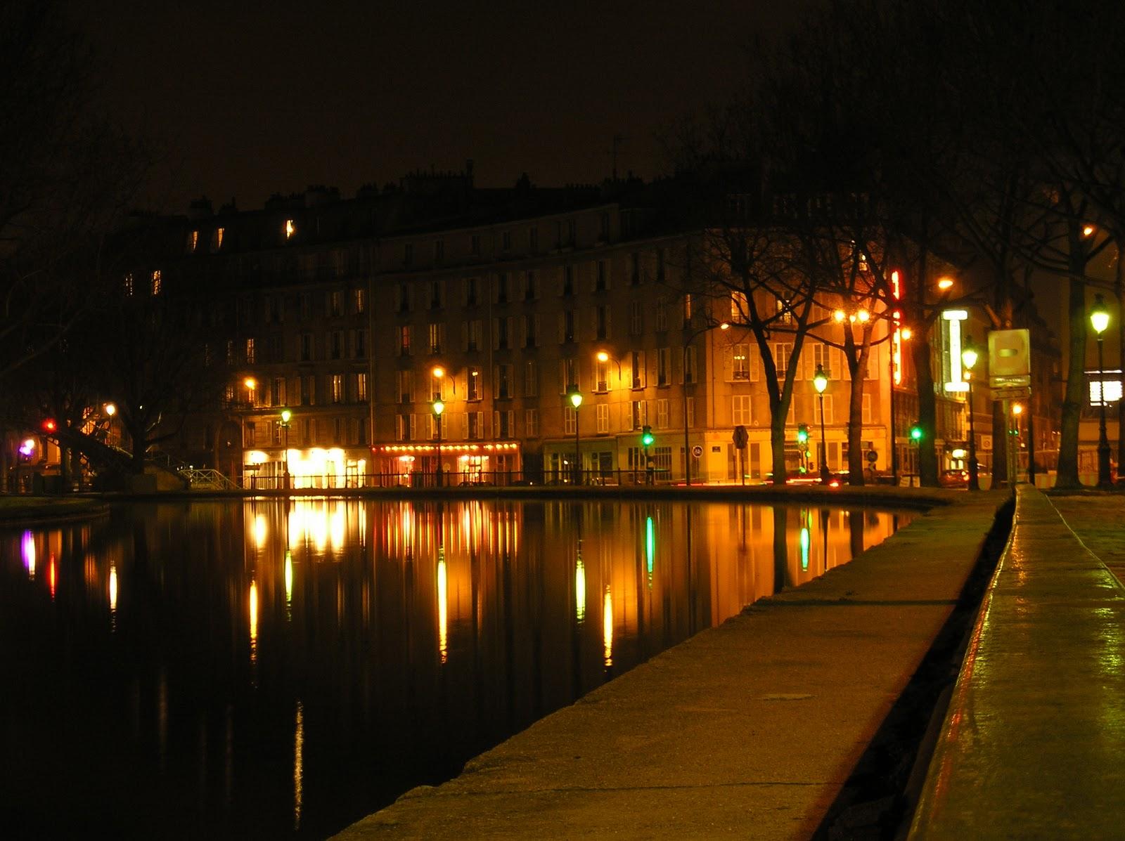 so you think you know paris canal saint martin. Black Bedroom Furniture Sets. Home Design Ideas