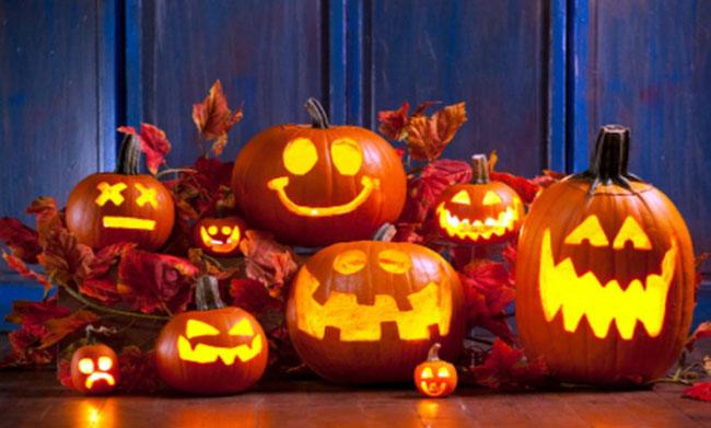 La notte di Halloween, tutti in maschera per la festa