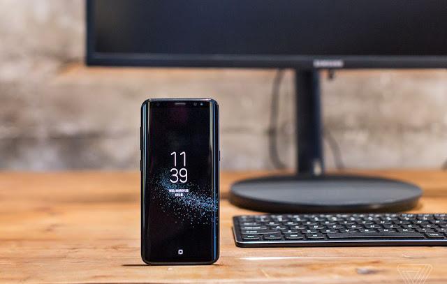 Ternyata, Inilah Cara MerubahSamsung Galaxy S8  Menjadi PC dengan DeX-nya. 2