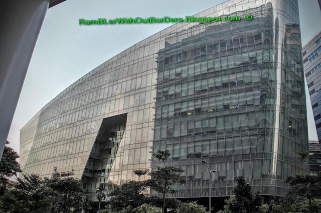 Sandcrawler Building, One-North, Singapore