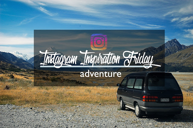 Instagram Inspiration Friday: Adventure | CosmosMariners.com