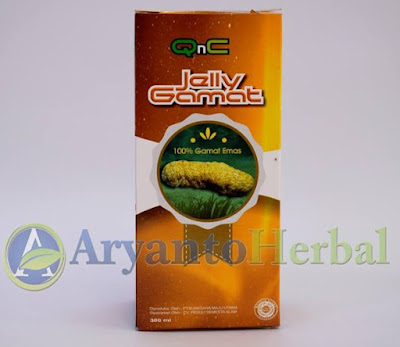 Jelly Gamat Sabang