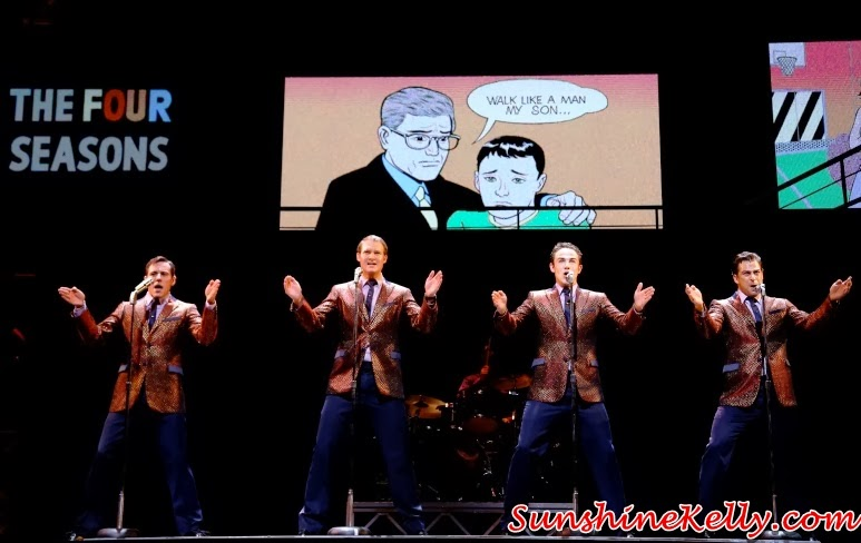 Jersey Boys Broadway Musical Set To Rock Kuala Lumpur, Jersey Boys in Kuala Lumpur, Jersey Boys, Musical Concert in KL, musical