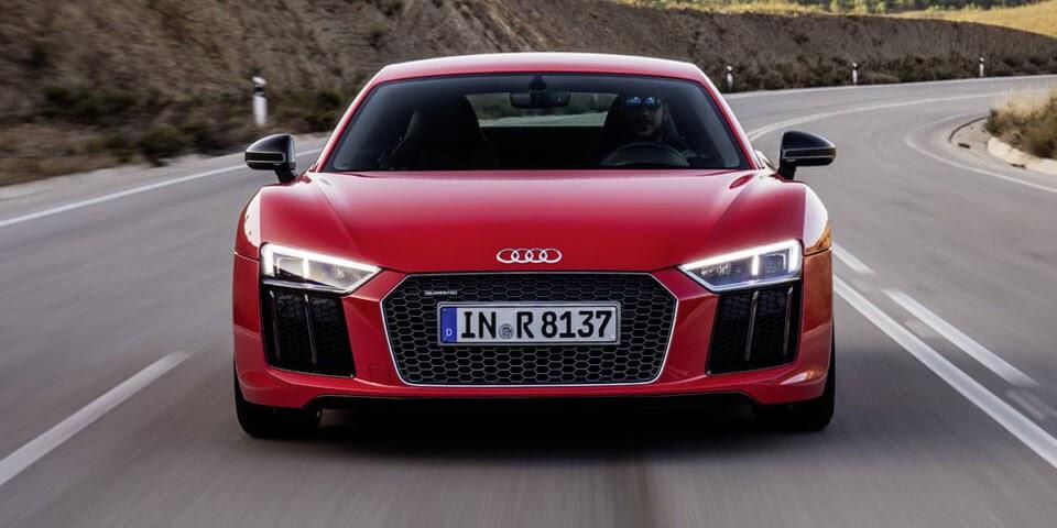 Audi Launches Limited-Run R8 V10 Plus Neuberg Edition In Australia