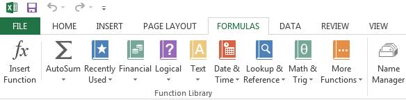 Rumus Yang Sering Digunakan Di Microsoft Excel