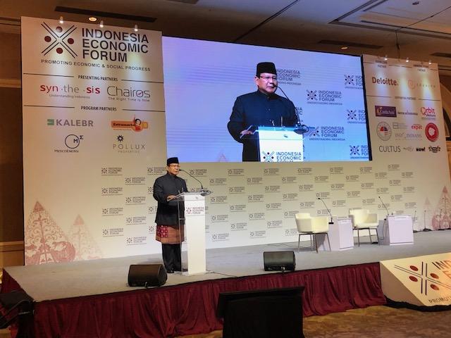 Pinjam Dana BI Tak Diberikan, Prabowo Minta Sumbangan Relawan