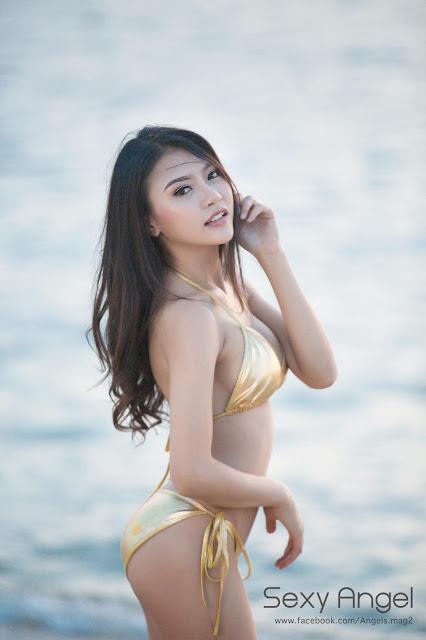 Hot girls Thai porn model Nirada Guernongkun 14