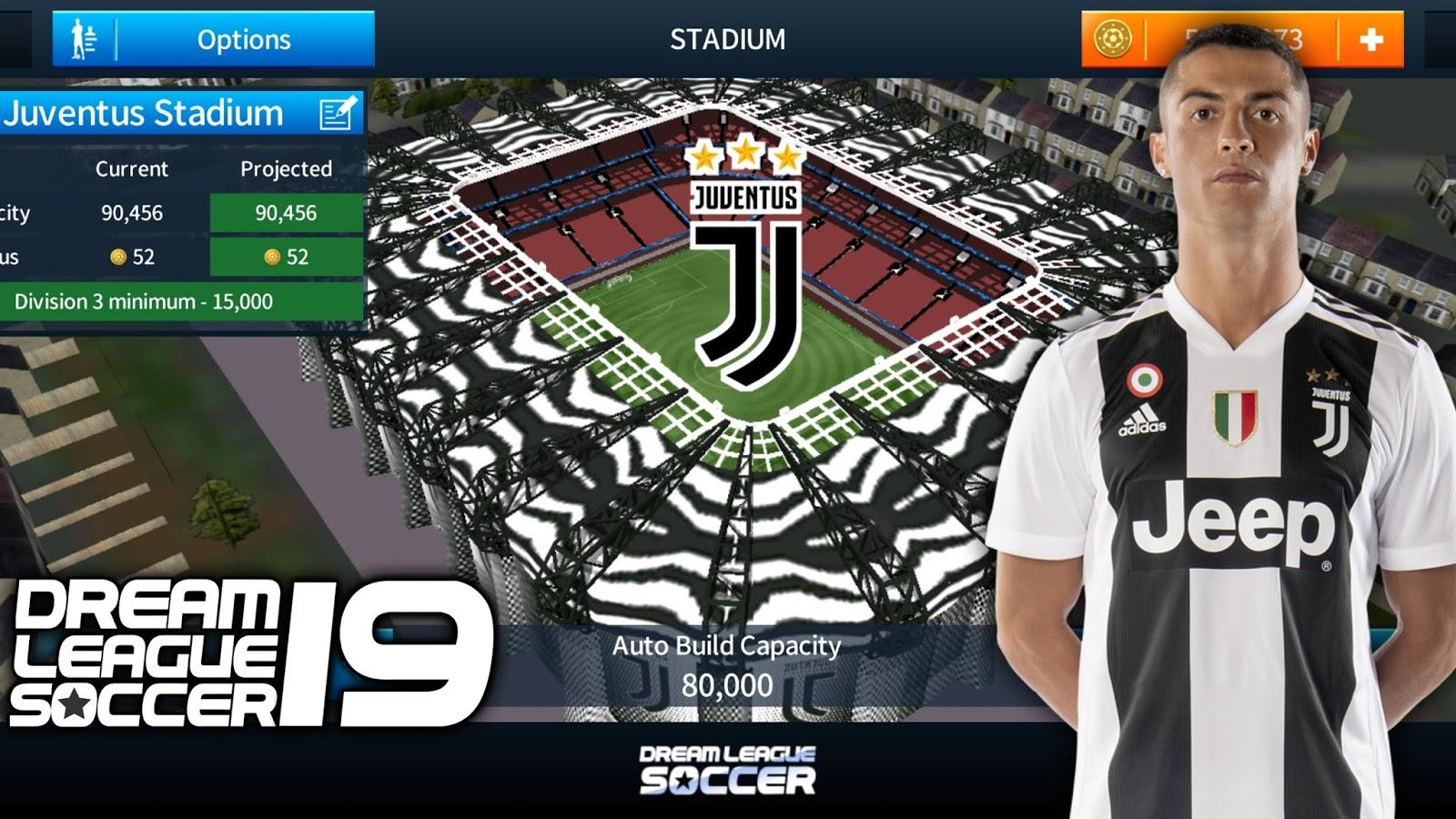 ef893b9700a How To Change The Stadium Of Dream League Soccer (Juventus Stadium)