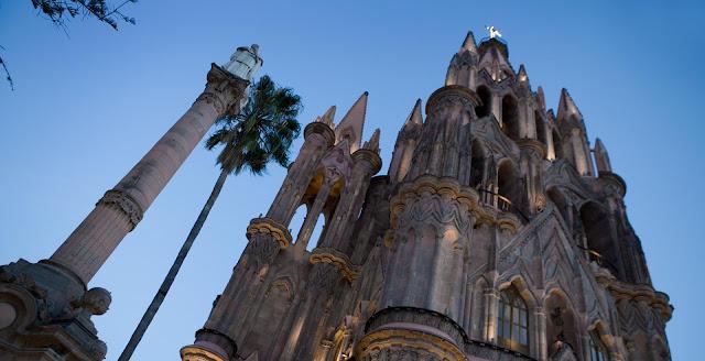 7 tesoros de San Miguel de Allende