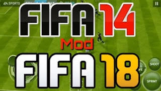 Download Game Fifa 14 Mod Fifa 18 For Android Terbaru