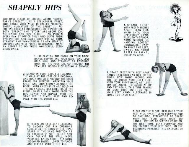 Alternative Fitspiration: Pinup Girls Hit The Gym