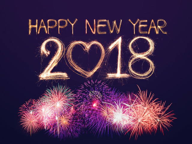 Happy New Year 2018 Images and Wallpapers in HD