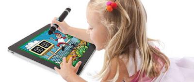 Dampak Penggunaan Gadget Tablet yang Buruk