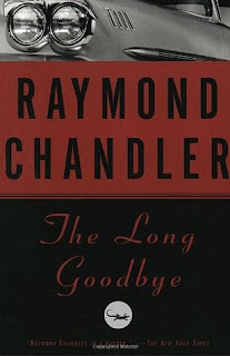 Book cover for The Long Goodbye by Raymond Chandler