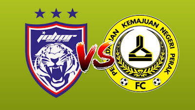 Live Streaming JDT FC vs PKNP FC Liga Super 9 Mac 2019