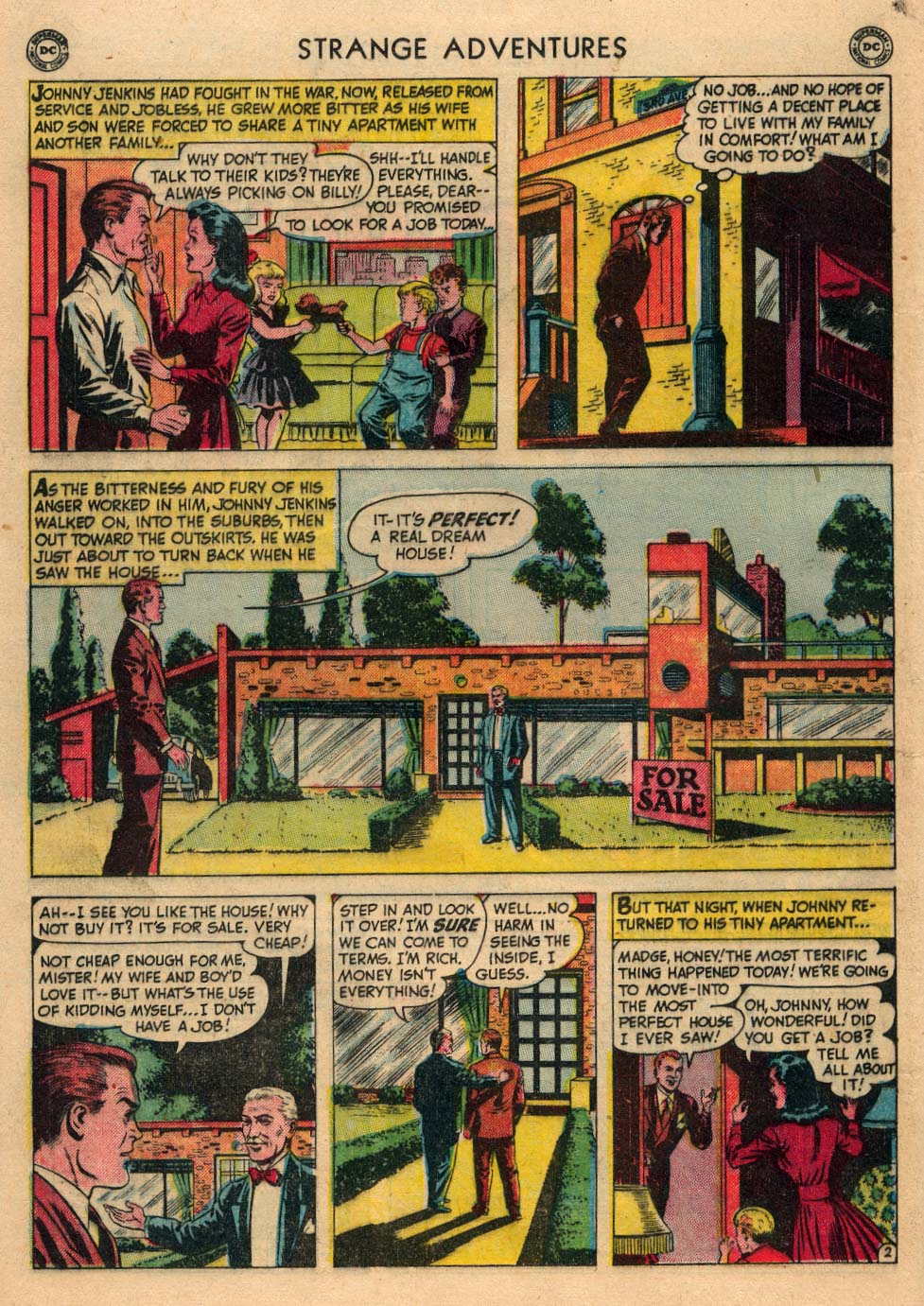 Strange Adventures (1950) issue 3 - Page 16
