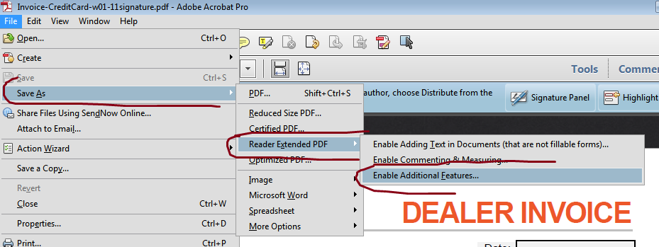 MS Office 2010, Adobe & Other Software Tips: Adobe Acrobat