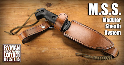 MSS Bush Craft Sheath