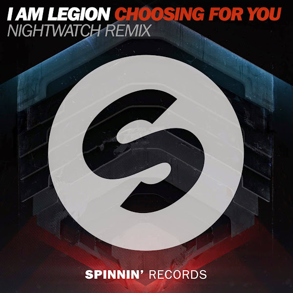 I Am Legion – Choosing For You - Single Cover