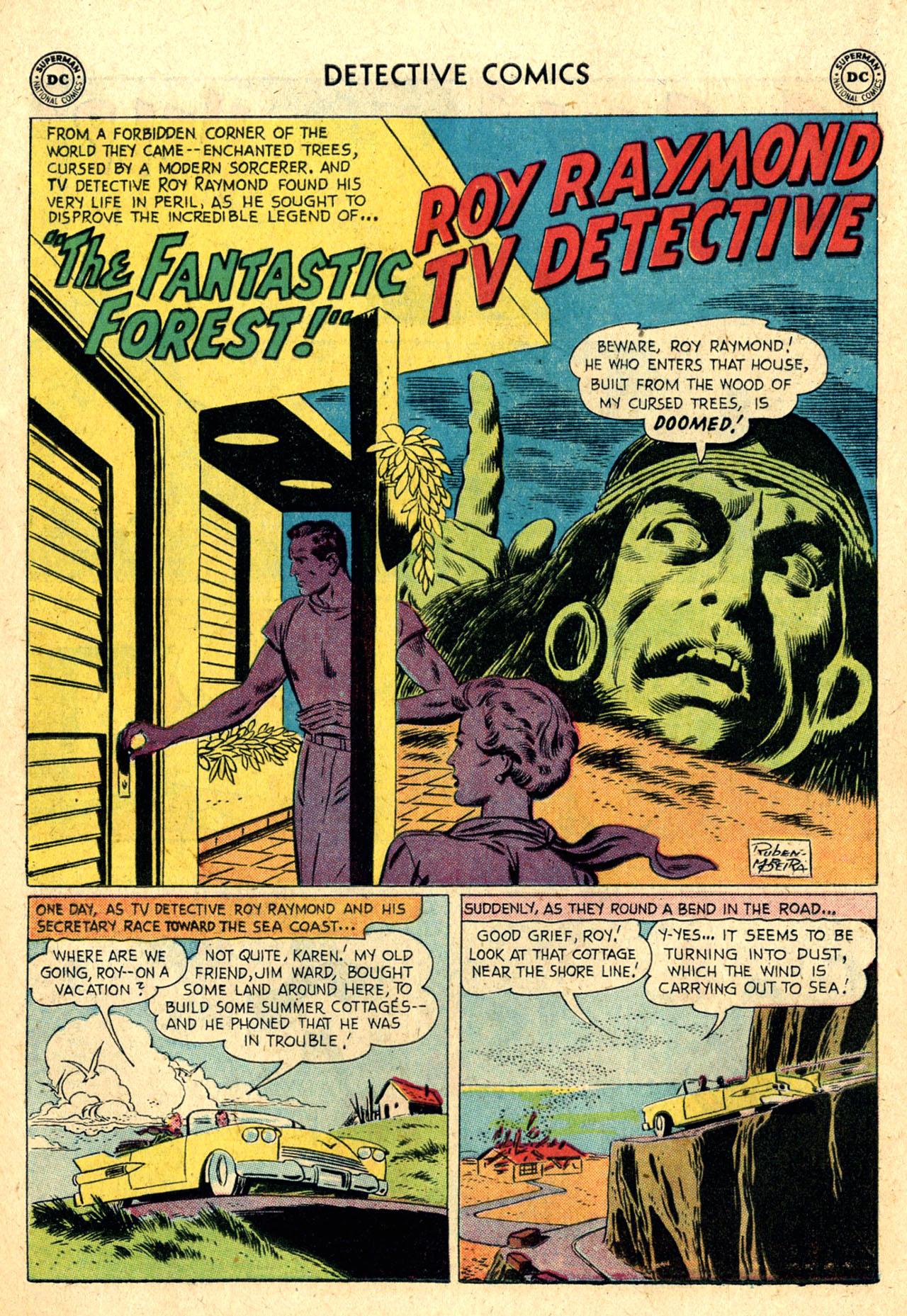Read online Detective Comics (1937) comic -  Issue #260 - 18
