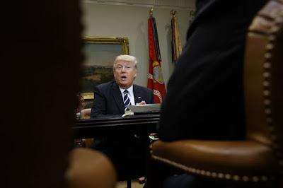 Trump dibuja paralelos con el legado de Andrew Jackson
