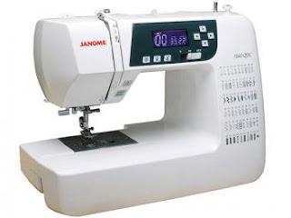 Promoção Máquina de Costura Janome Eletrônica 60 Pontos