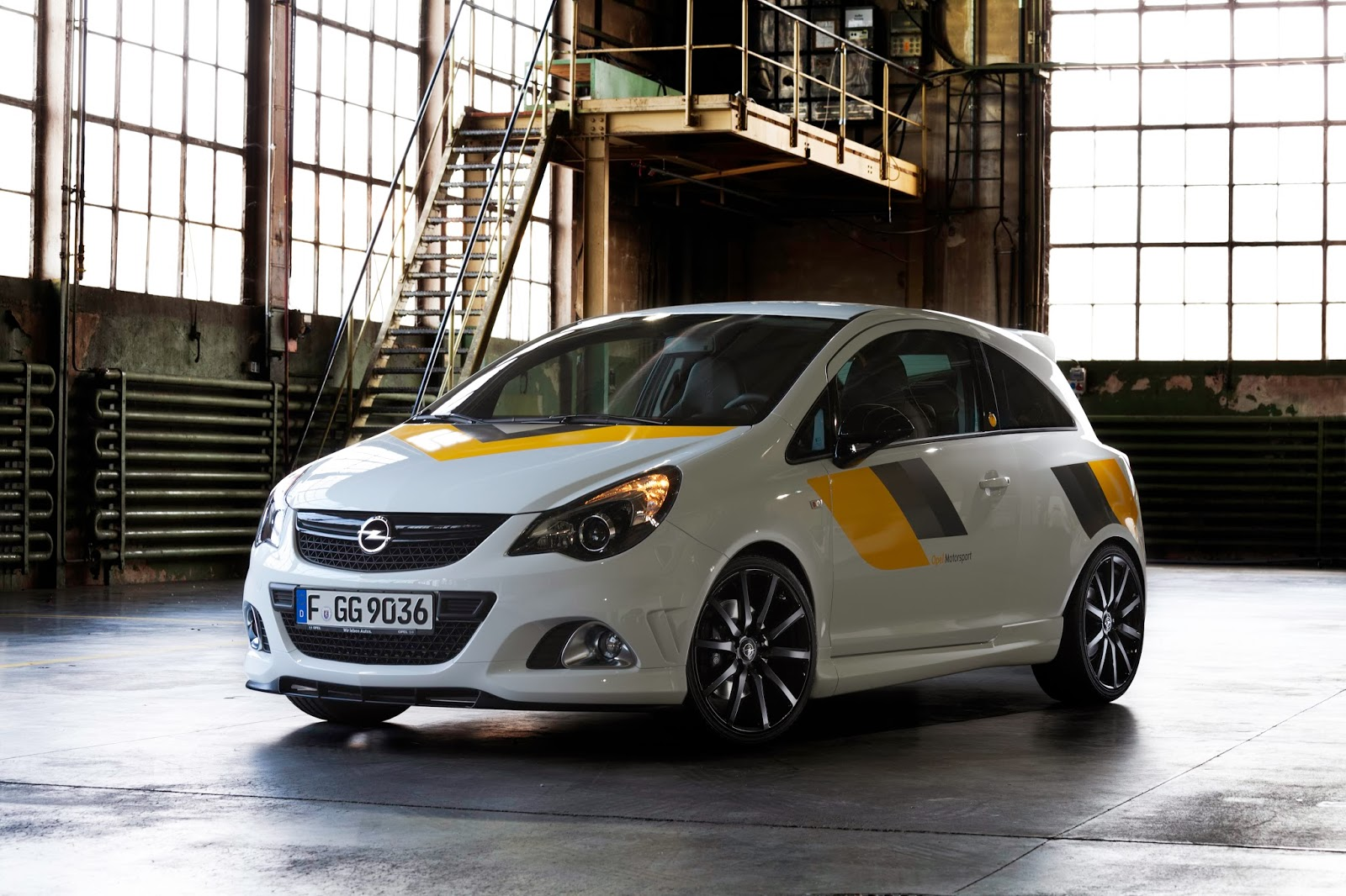 auto news opel corsa opc adam and astra gtc are displayed at the essen motor show. Black Bedroom Furniture Sets. Home Design Ideas
