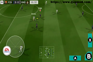 FTS Mod FIFA 19 v4.0 APK OBB+Data By GAMES PAU1O & Diego Plays Download