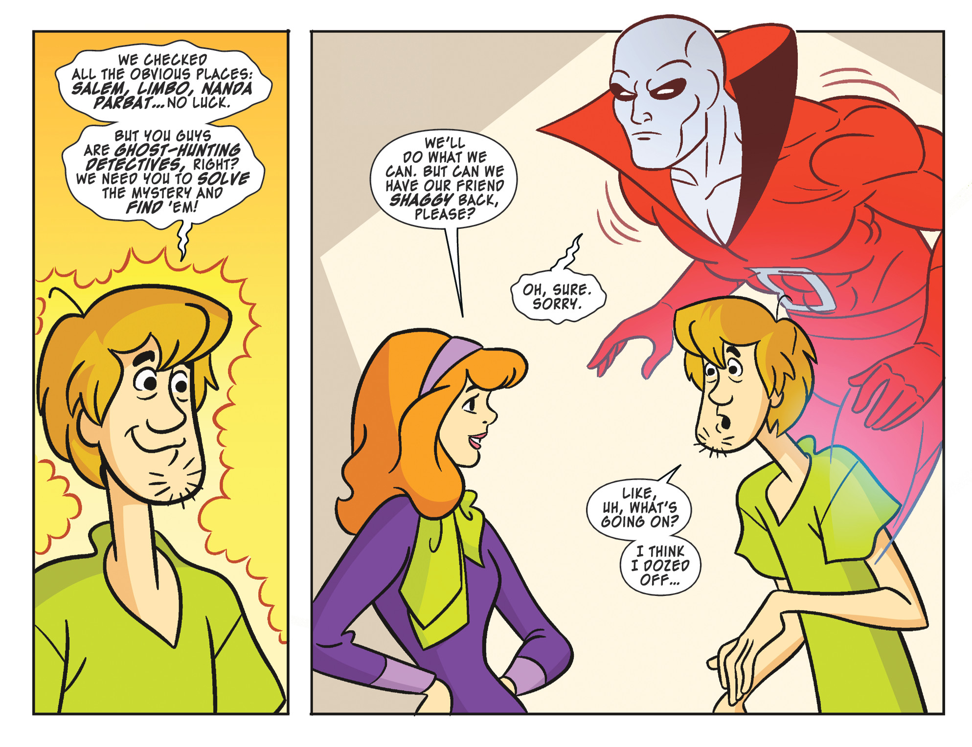 Read online Scooby-Doo! Team-Up comic -  Issue #25 - 11