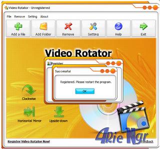 Video Rotator 3.0 Full Crack Terbaru