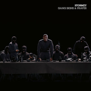 Stormzy - Gang Signs & Prayer (GSAP) - Album Download, Itunes Cover, Official Cover, Album CD Cover Art, Tracklist