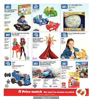 Toys r us flyer this week November 10 - 19, 2017